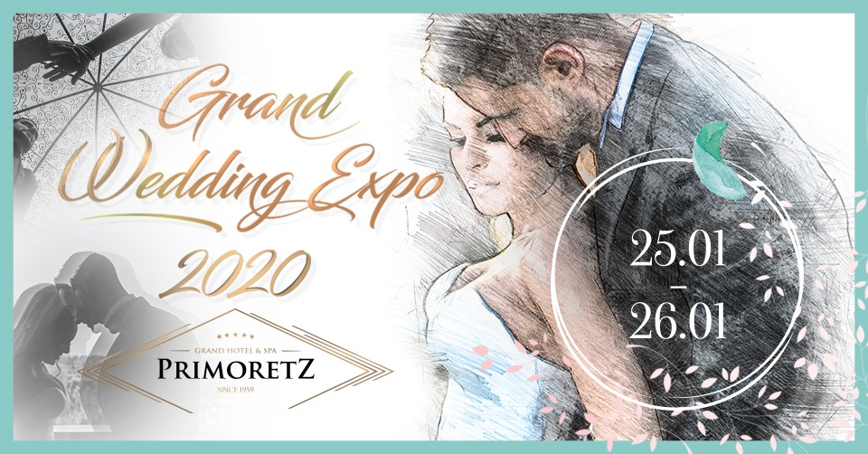 Grand Wedding Expo 2020 25-26.01.2020